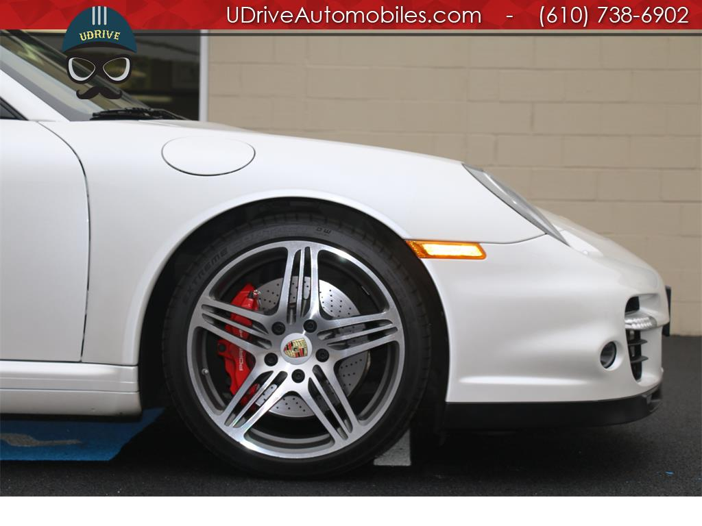 2007 Porsche 911 Turbo Coupe 6 Speed Sport Seats Chrono Serv Hist - Photo 7 - West Chester, PA 19382