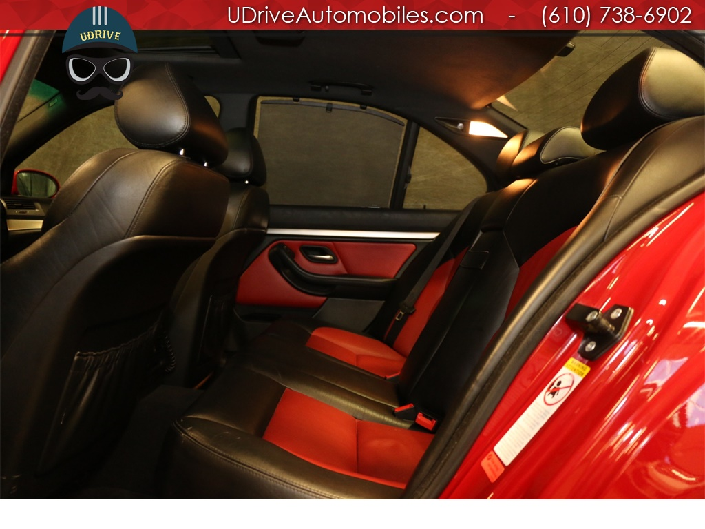 2000 BMW M5 1 Owner 21k MIles Rare Color Combo Dinan Up-Grades - Photo 31 - West Chester, PA 19382