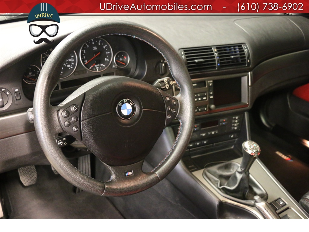 2000 BMW M5 1 Owner 21k MIles Rare Color Combo Dinan Up-Grades - Photo 24 - West Chester, PA 19382