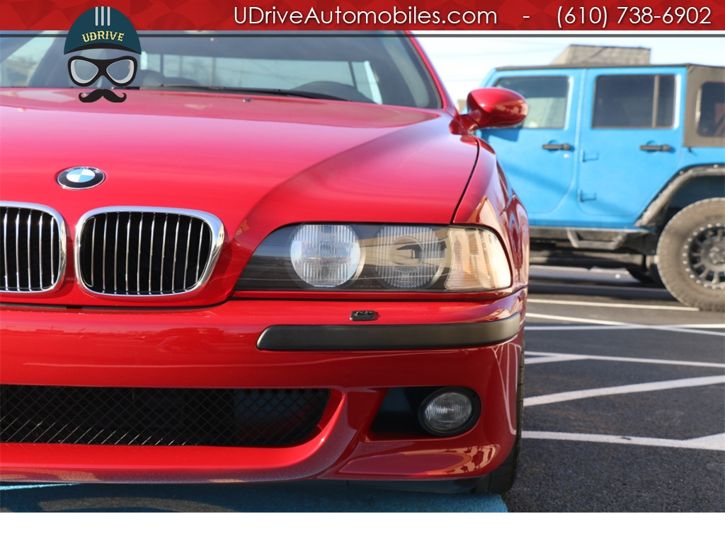 2000 BMW M5 1 Owner 21k MIles Rare Color Combo Dinan Up-Grades - Photo 4 - West Chester, PA 19382