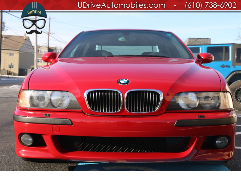 2000 BMW M5 1 Owner 21k MIles Rare Color Combo Dinan Up-Grades - Photo 5 - West Chester, PA 19382