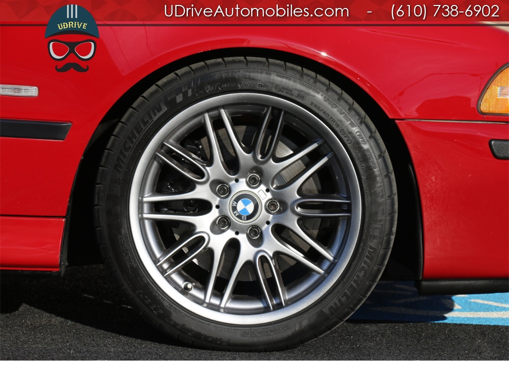 2000 BMW M5 1 Owner 21k MIles Rare Color Combo Dinan Up-Grades - Photo 38 - West Chester, PA 19382