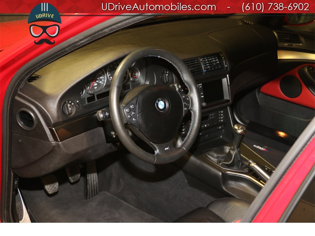 2000 BMW M5 1 Owner 21k MIles Rare Color Combo Dinan Up-Grades - Photo 23 - West Chester, PA 19382