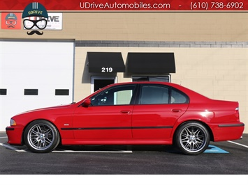 2000 BMW M5 1 Owner 21k MIles Rare Color Combo Dinan Up-Grades Sedan
