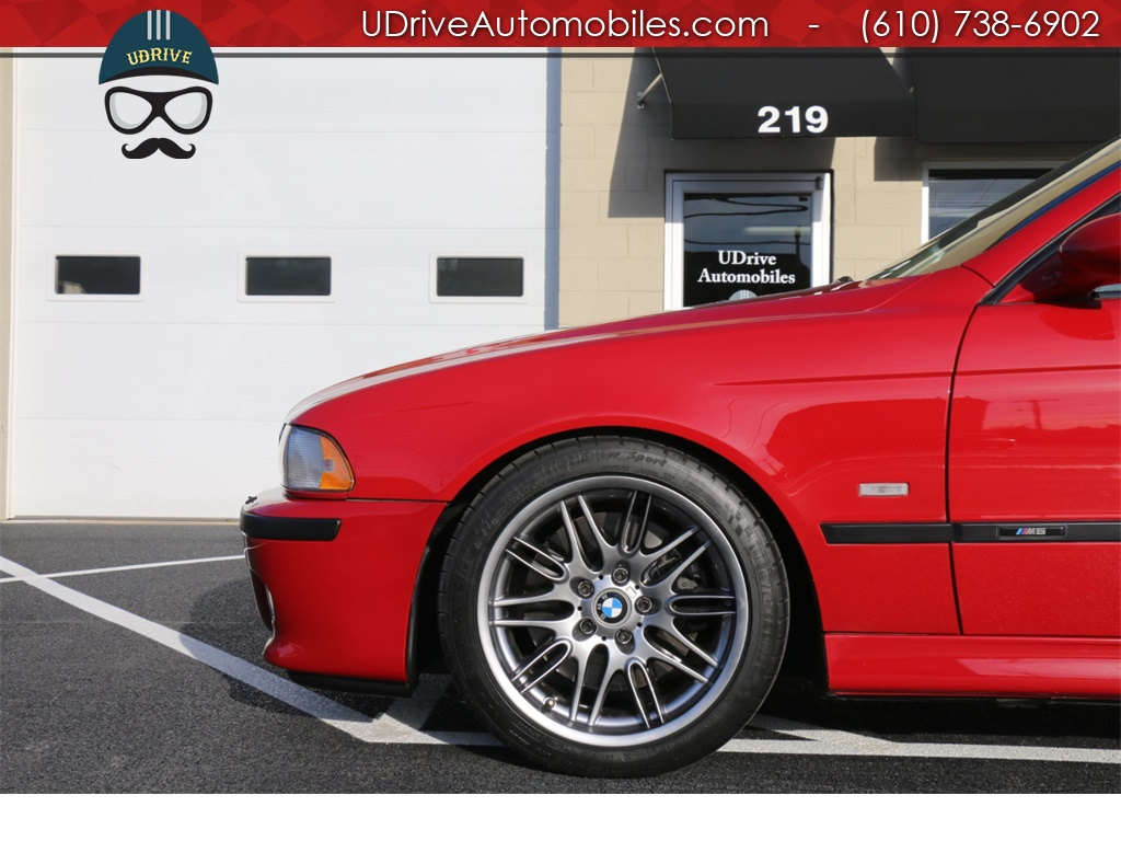 2000 BMW M5 1 Owner 21k MIles Rare Color Combo Dinan Up-Grades - Photo 2 - West Chester, PA 19382
