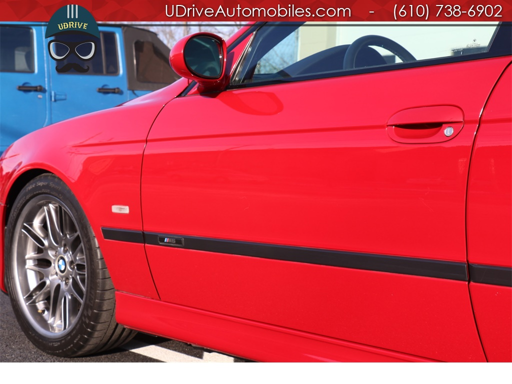 2000 BMW M5 1 Owner 21k MIles Rare Color Combo Dinan Up-Grades - Photo 18 - West Chester, PA 19382