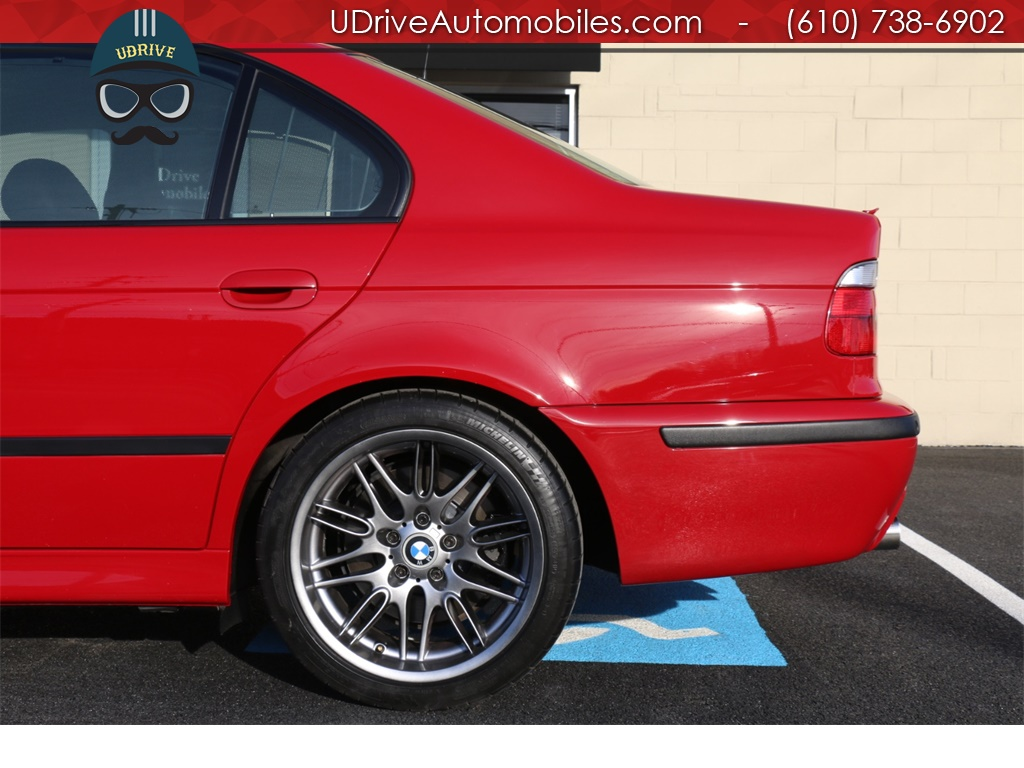 2000 BMW M5 1 Owner 21k MIles Rare Color Combo Dinan Up-Grades - Photo 14 - West Chester, PA 19382