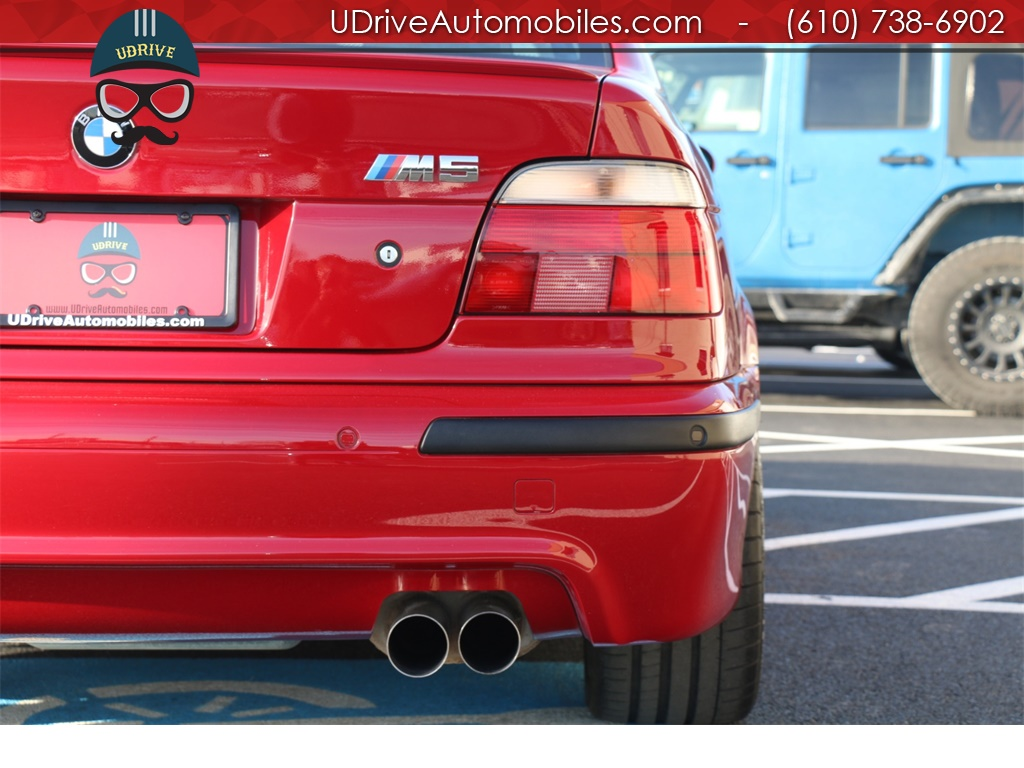 2000 BMW M5 1 Owner 21k MIles Rare Color Combo Dinan Up-Grades - Photo 11 - West Chester, PA 19382