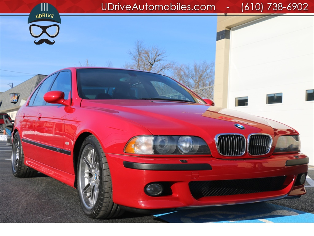 2000 BMW M5 1 Owner 21k MIles Rare Color Combo Dinan Up-Grades - Photo 7 - West Chester, PA 19382
