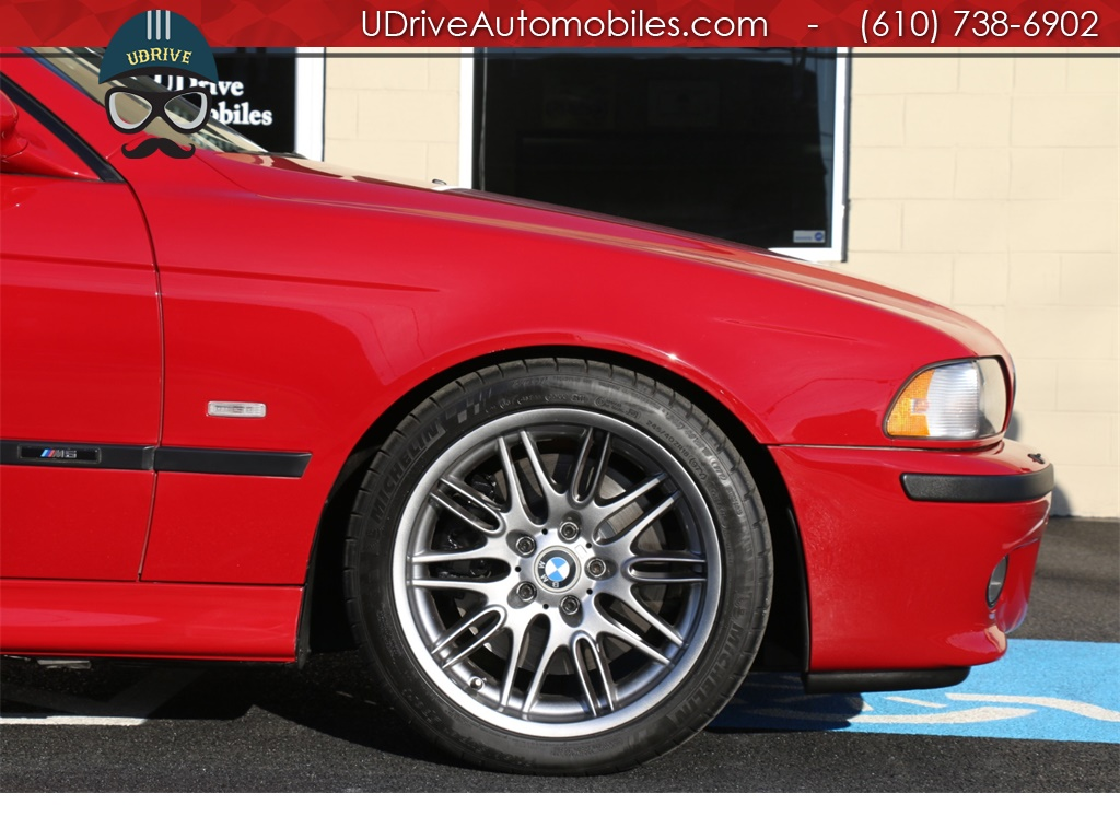 2000 BMW M5 1 Owner 21k MIles Rare Color Combo Dinan Up-Grades - Photo 8 - West Chester, PA 19382