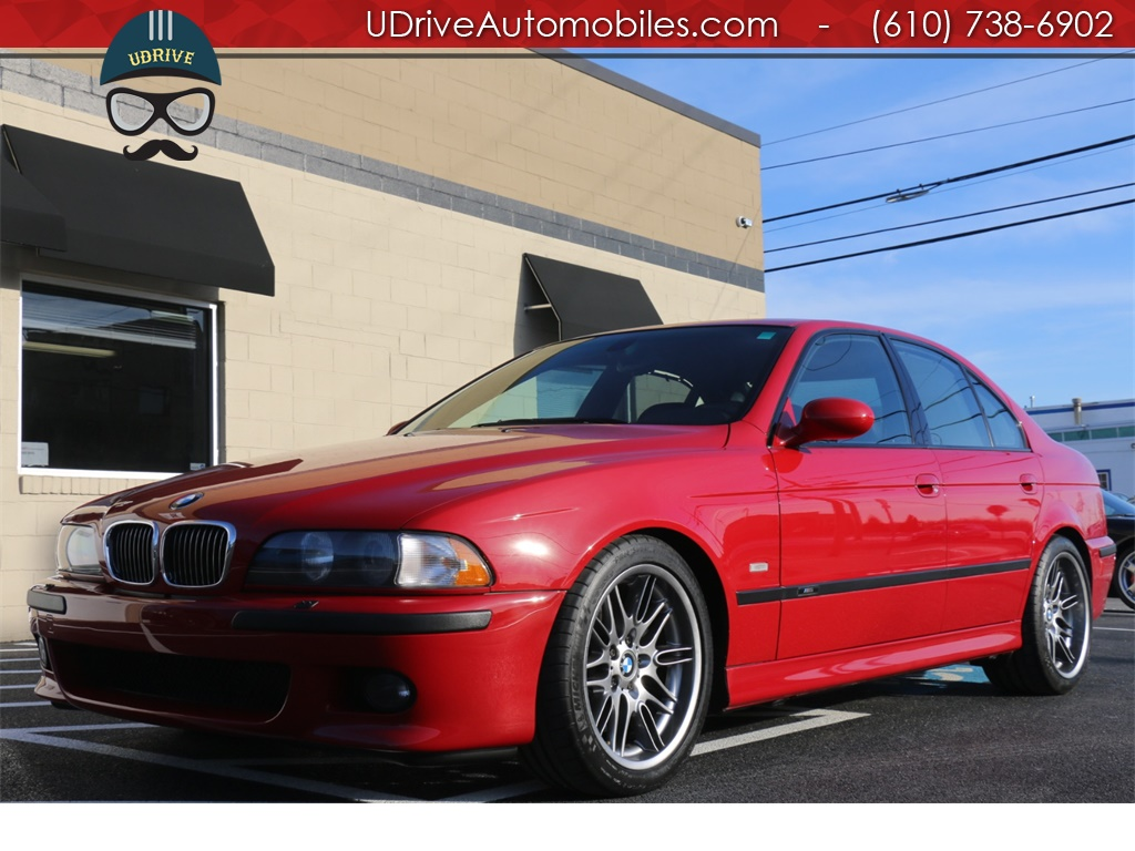 2000 BMW M5 1 Owner 21k MIles Rare Color Combo Dinan Up-Grades - Photo 3 - West Chester, PA 19382