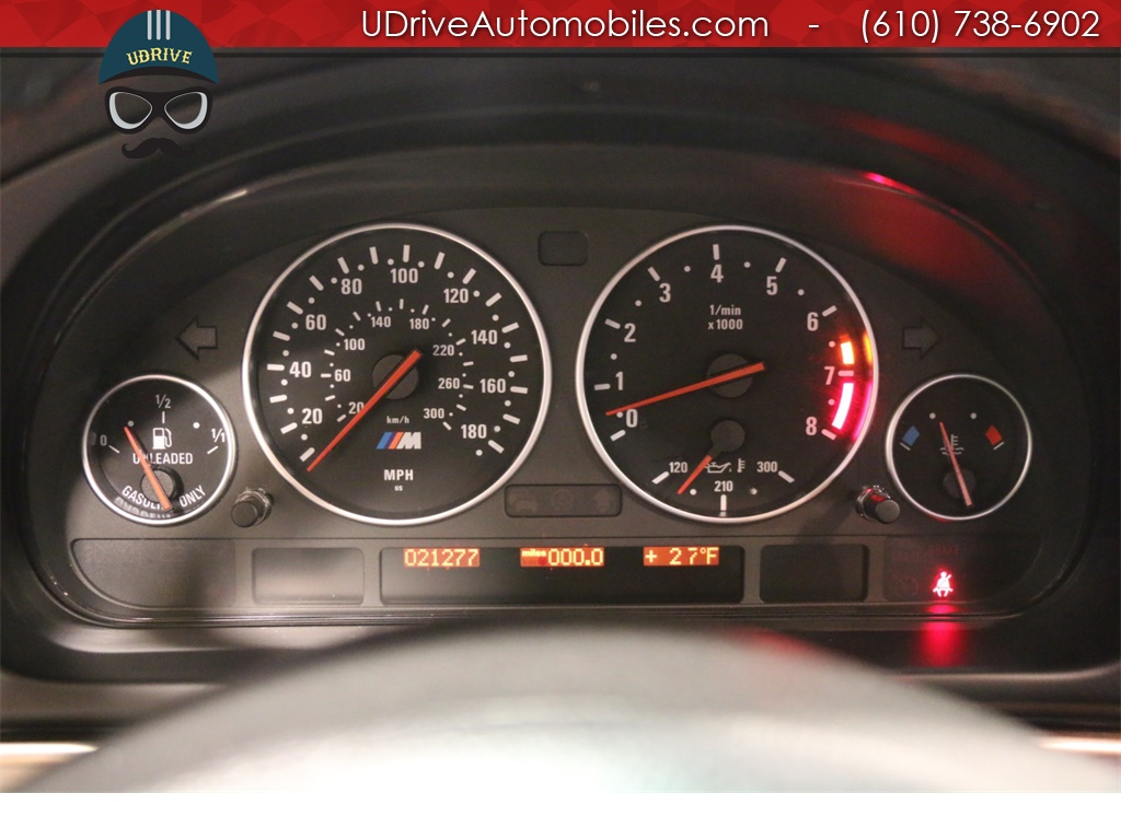 2000 BMW M5 1 Owner 21k MIles Rare Color Combo Dinan Up-Grades - Photo 25 - West Chester, PA 19382