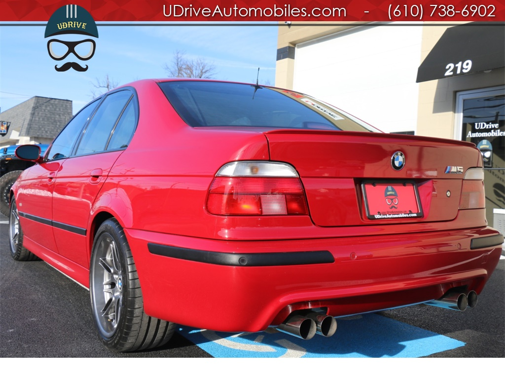 2000 BMW M5 1 Owner 21k MIles Rare Color Combo Dinan Up-Grades - Photo 15 - West Chester, PA 19382