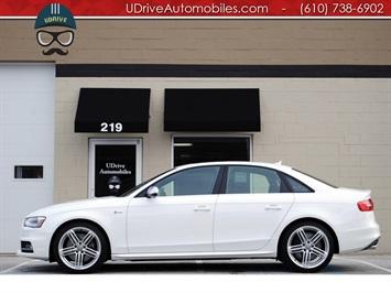 2014 Audi S4 3.0T quattro Premium Plus Sedan