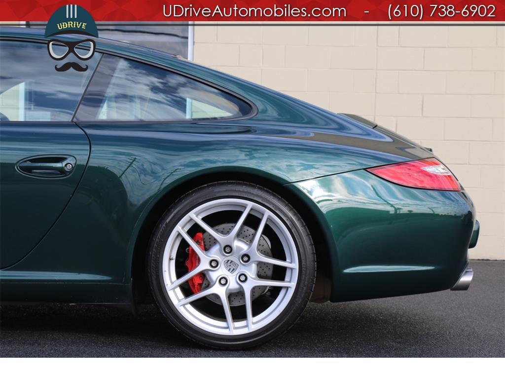 2009 Porsche 911 911S PDK Sport Seats Chrono Racing Green - Photo 15 - West Chester, PA 19382
