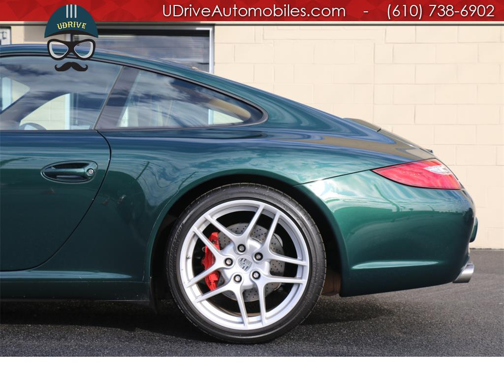 2009 Porsche 911 911S PDK Sport Seats Chrono Racing Green - Photo 17 - West Chester, PA 19382