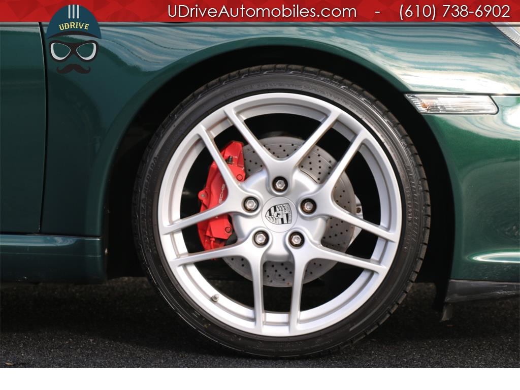 2009 Porsche 911 911S PDK Sport Seats Chrono Racing Green - Photo 31 - West Chester, PA 19382