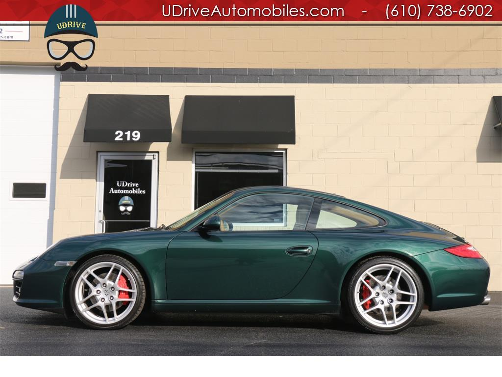 2009 Porsche 911 911S PDK Sport Seats Chrono Racing Green - Photo 1 - West Chester, PA 19382