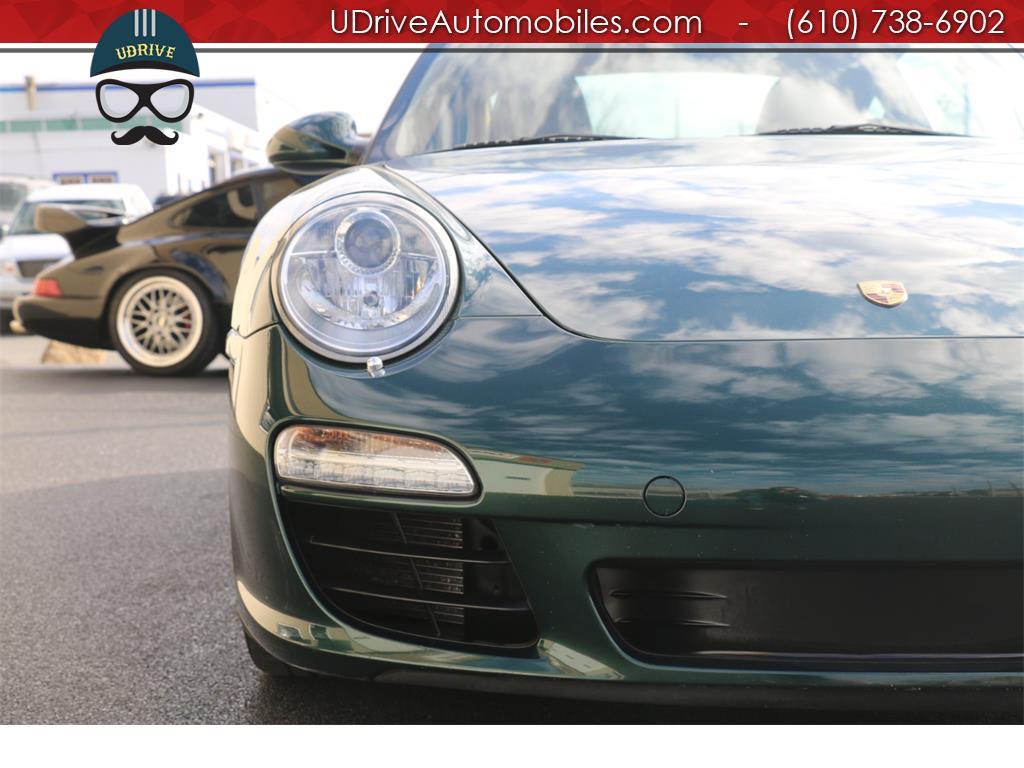 2009 Porsche 911 911S PDK Sport Seats Chrono Racing Green - Photo 7 - West Chester, PA 19382