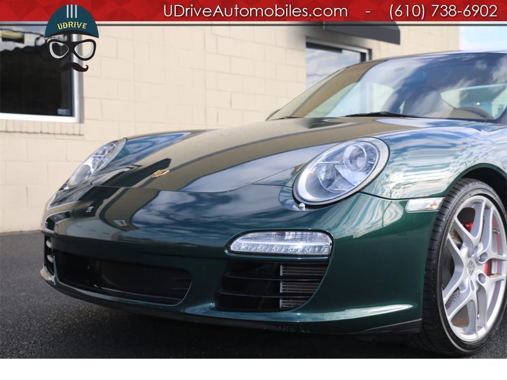 2009 Porsche 911 911S PDK Sport Seats Chrono Racing Green - Photo 4 - West Chester, PA 19382