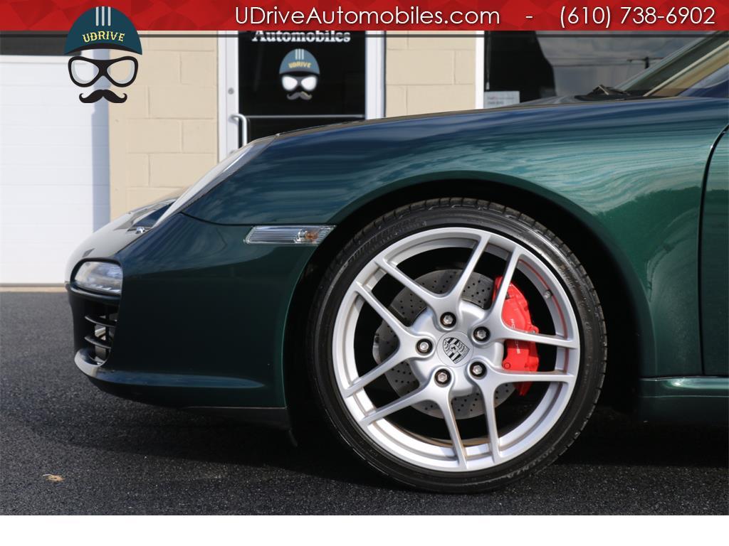 2009 Porsche 911 911S PDK Sport Seats Chrono Racing Green - Photo 2 - West Chester, PA 19382