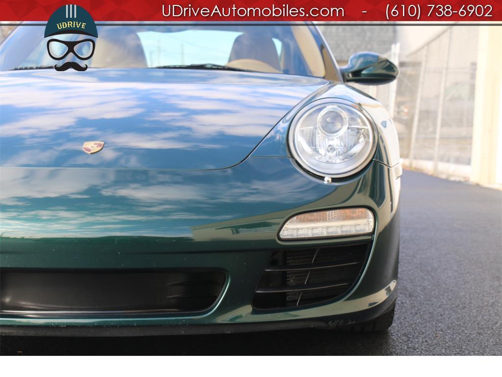 2009 Porsche 911 911S PDK Sport Seats Chrono Racing Green - Photo 5 - West Chester, PA 19382