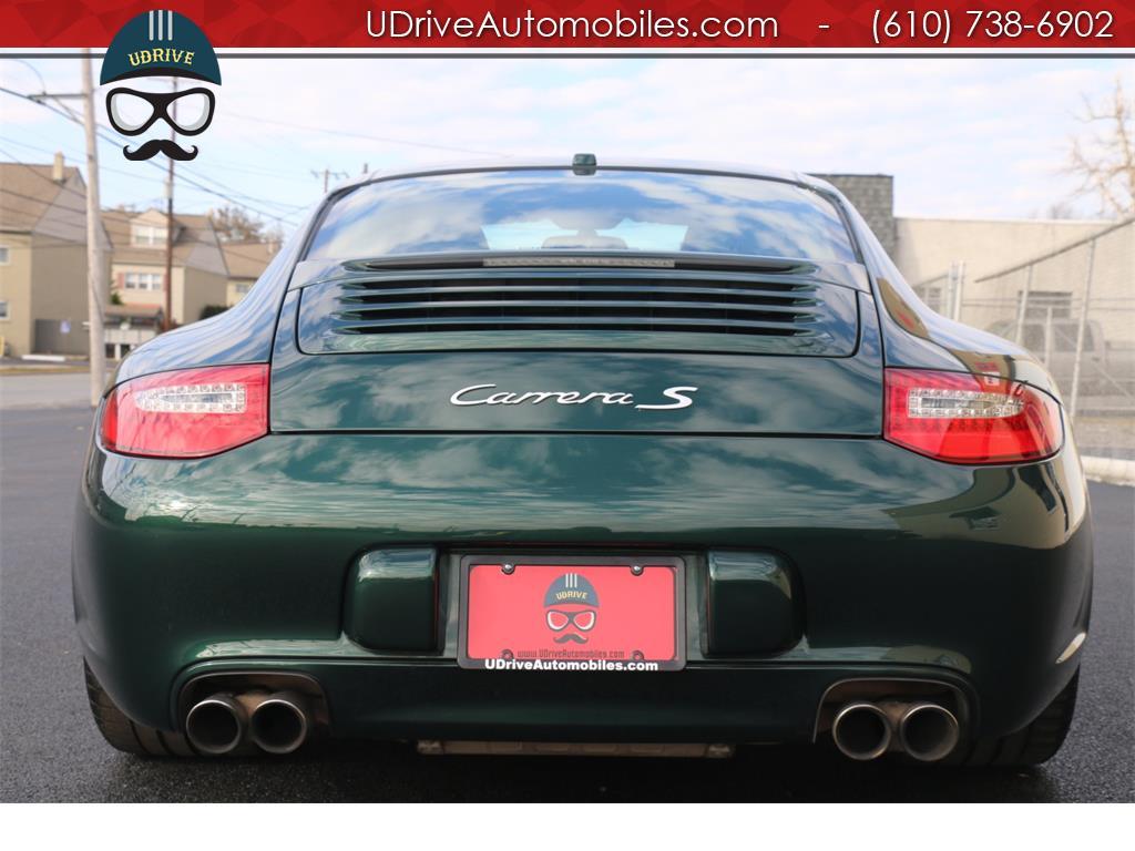 2009 Porsche 911 911S PDK Sport Seats Chrono Racing Green - Photo 12 - West Chester, PA 19382