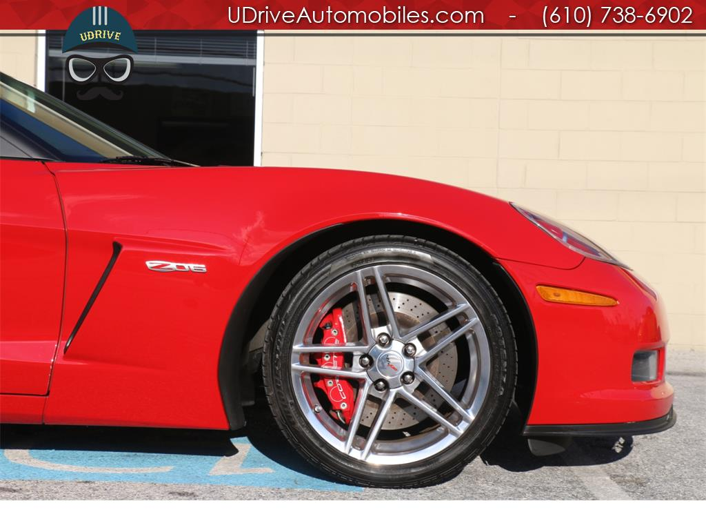 2007 Chevrolet Corvette Z06 2LZ Nav Radar Detector Bose Head Up Display - Photo 8 - West Chester, PA 19382