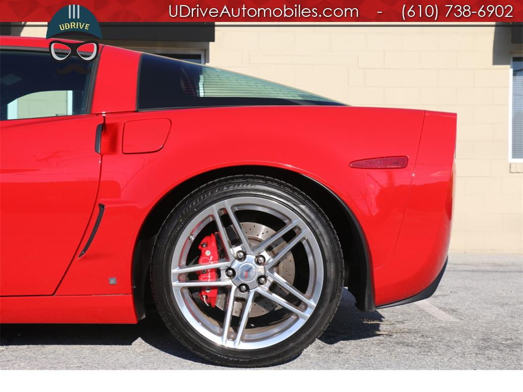 2007 Chevrolet Corvette Z06 2LZ Nav Radar Detector Bose Head Up Display - Photo 16 - West Chester, PA 19382