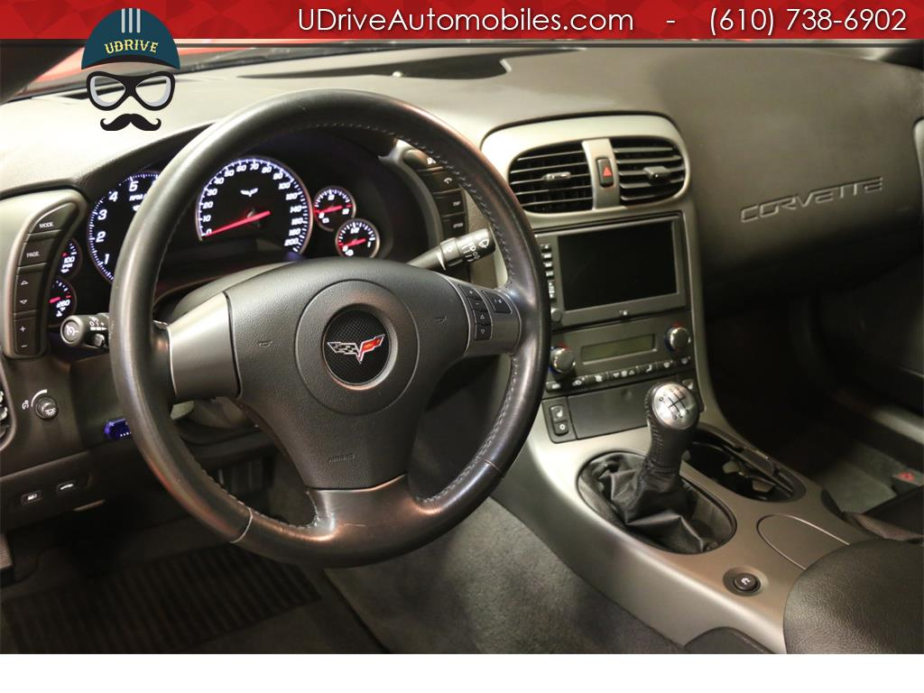 2007 Chevrolet Corvette Z06 2LZ Nav Radar Detector Bose Head Up Display - Photo 20 - West Chester, PA 19382