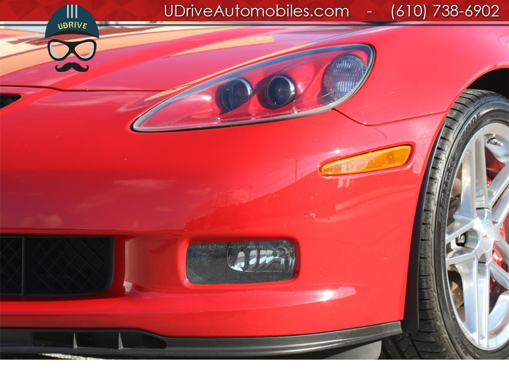 2007 Chevrolet Corvette Z06 2LZ Nav Radar Detector Bose Head Up Display - Photo 4 - West Chester, PA 19382