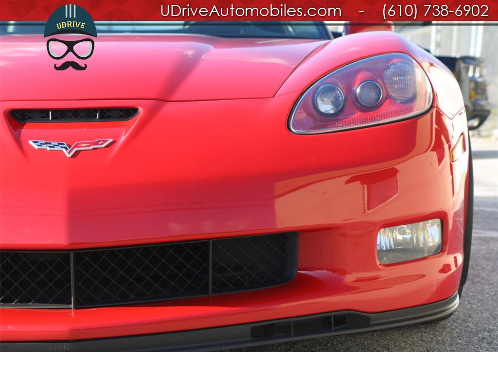 2007 Chevrolet Corvette Z06 2LZ Nav Radar Detector Bose Head Up Display - Photo 5 - West Chester, PA 19382