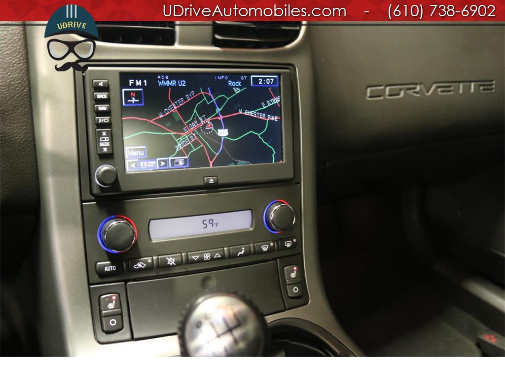 2007 Chevrolet Corvette Z06 2LZ Nav Radar Detector Bose Head Up Display - Photo 24 - West Chester, PA 19382