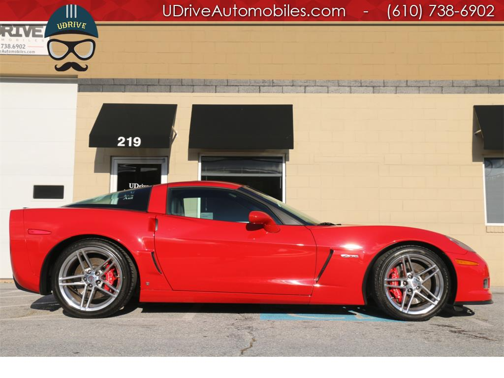 2007 Chevrolet Corvette Z06 2LZ Nav Radar Detector Bose Head Up Display - Photo 9 - West Chester, PA 19382