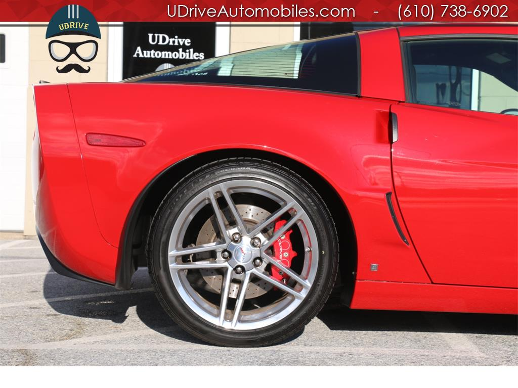 2007 Chevrolet Corvette Z06 2LZ Nav Radar Detector Bose Head Up Display - Photo 10 - West Chester, PA 19382