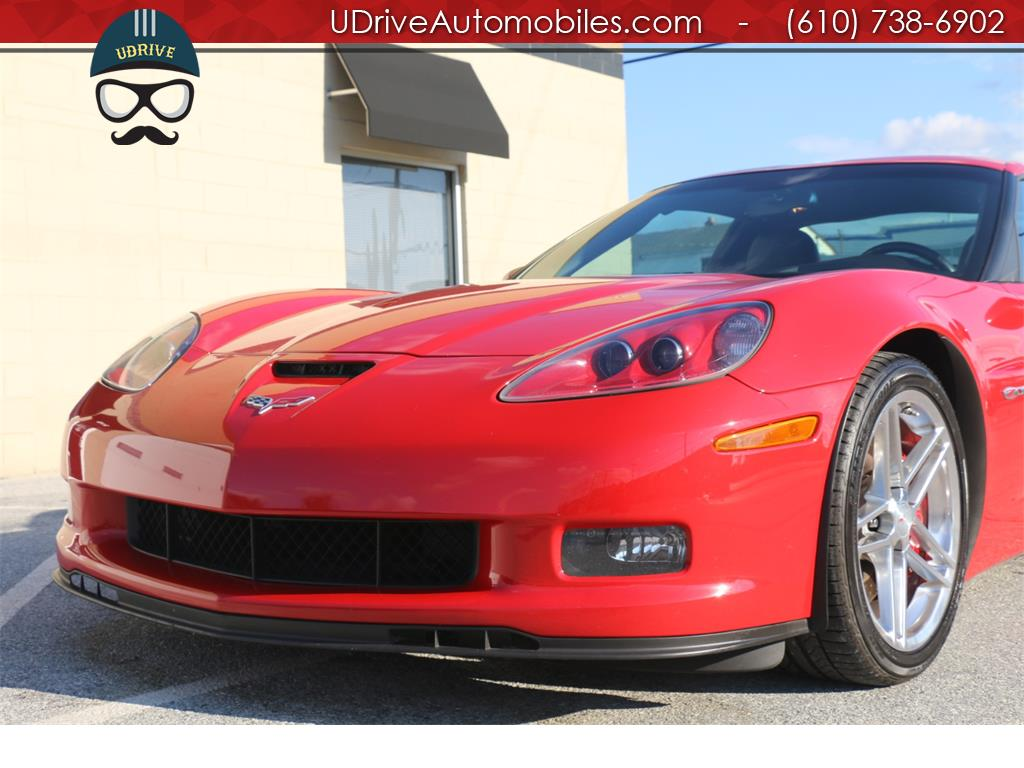 2007 Chevrolet Corvette Z06 2LZ Nav Radar Detector Bose Head Up Display - Photo 3 - West Chester, PA 19382
