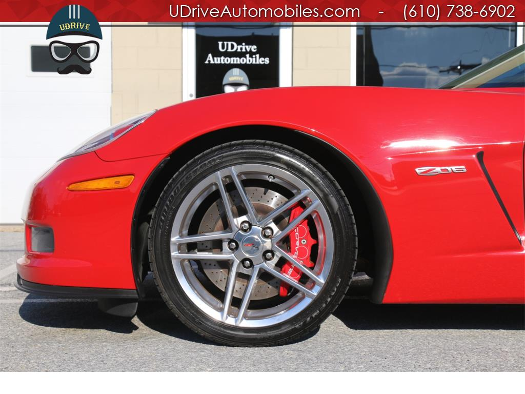 2007 Chevrolet Corvette Z06 2LZ Nav Radar Detector Bose Head Up Display - Photo 2 - West Chester, PA 19382