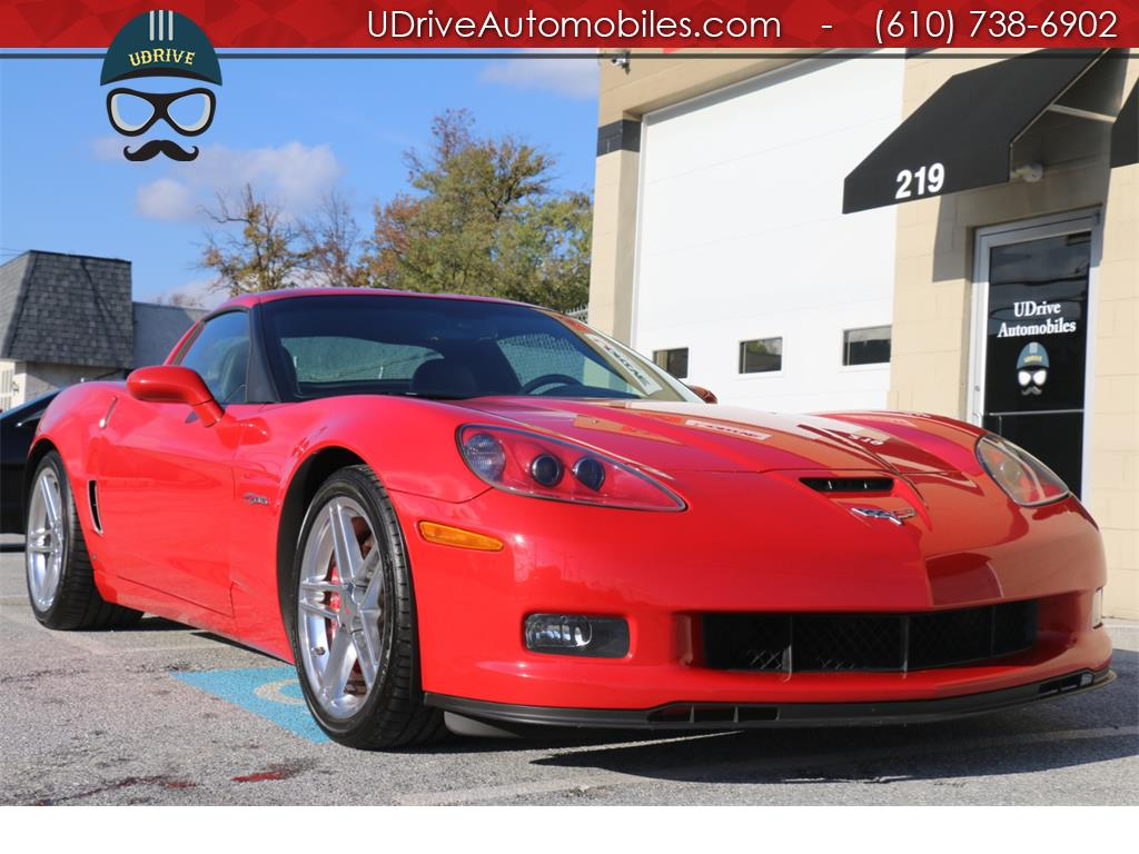 2007 Chevrolet Corvette Z06 2LZ Nav Radar Detector Bose Head Up Display - Photo 7 - West Chester, PA 19382