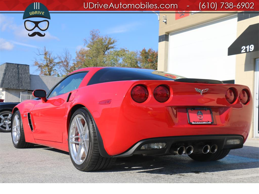 2007 Chevrolet Corvette Z06 2LZ Nav Radar Detector Bose Head Up Display - Photo 15 - West Chester, PA 19382