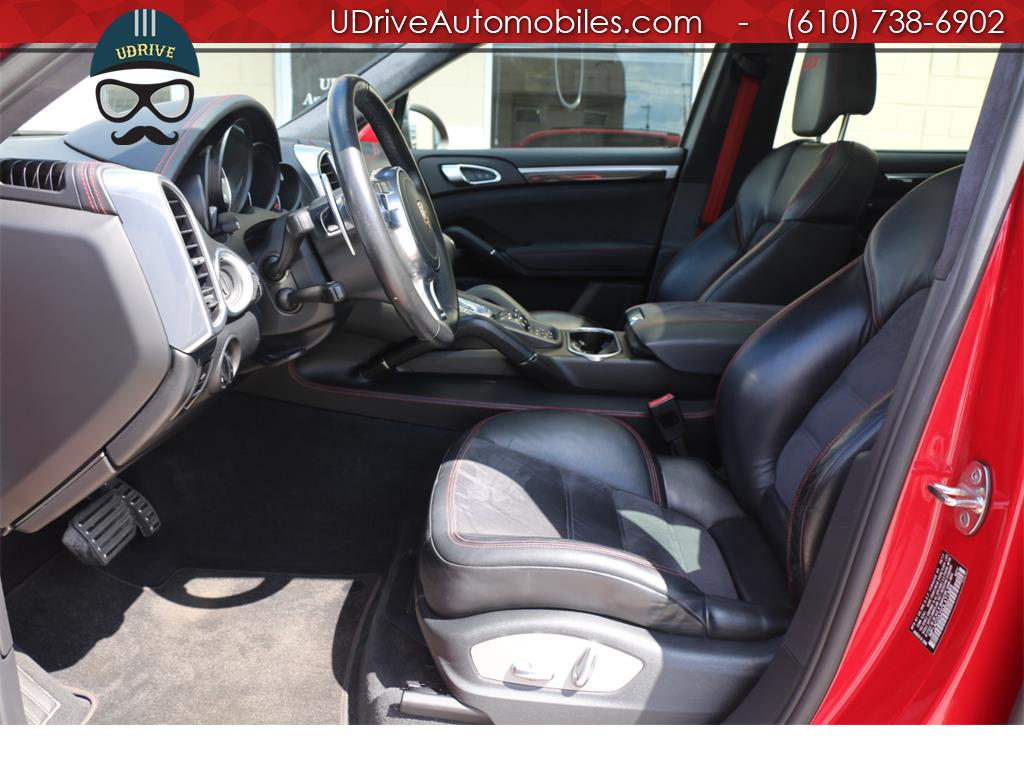 2013 Porsche Cayenne GTS 1 Owner Carmine Red Inter Pkg Carbon Fiber 22s - Photo 21 - West Chester, PA 19382