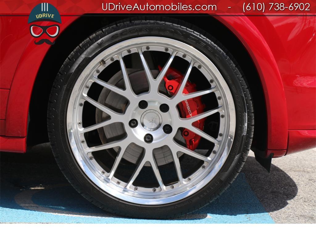 2013 Porsche Cayenne GTS 1 Owner Carmine Red Inter Pkg Carbon Fiber 22s - Photo 39 - West Chester, PA 19382