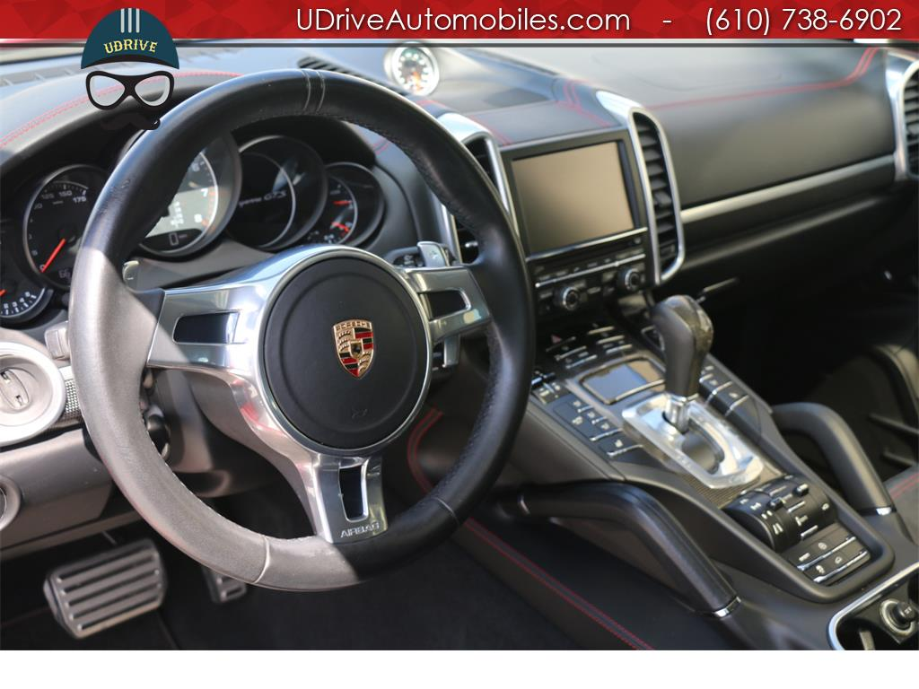 2013 Porsche Cayenne GTS 1 Owner Carmine Red Inter Pkg Carbon Fiber 22s - Photo 22 - West Chester, PA 19382