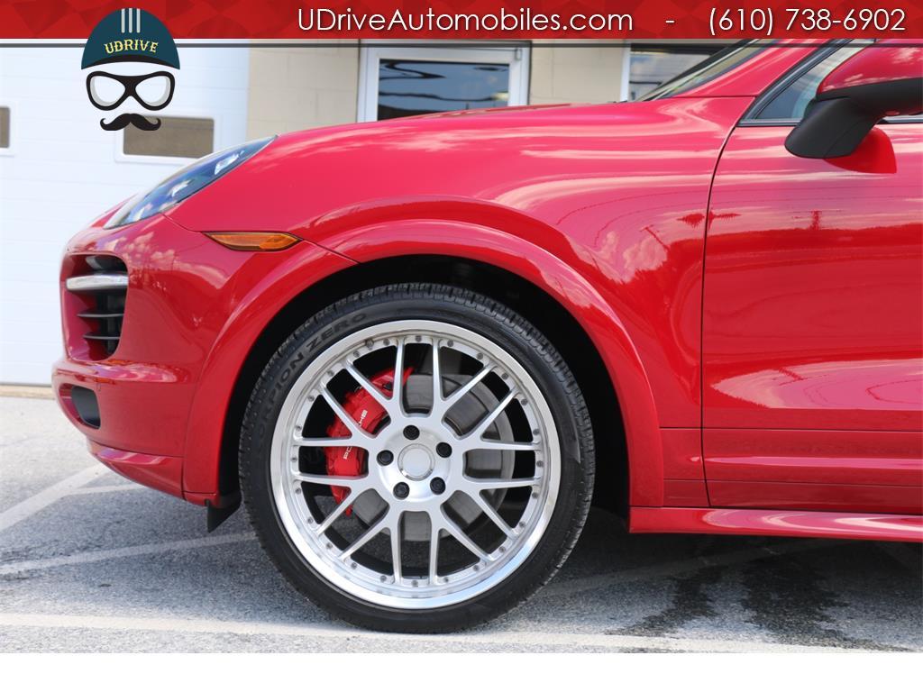 2013 Porsche Cayenne GTS 1 Owner Carmine Red Inter Pkg Carbon Fiber 22s - Photo 2 - West Chester, PA 19382