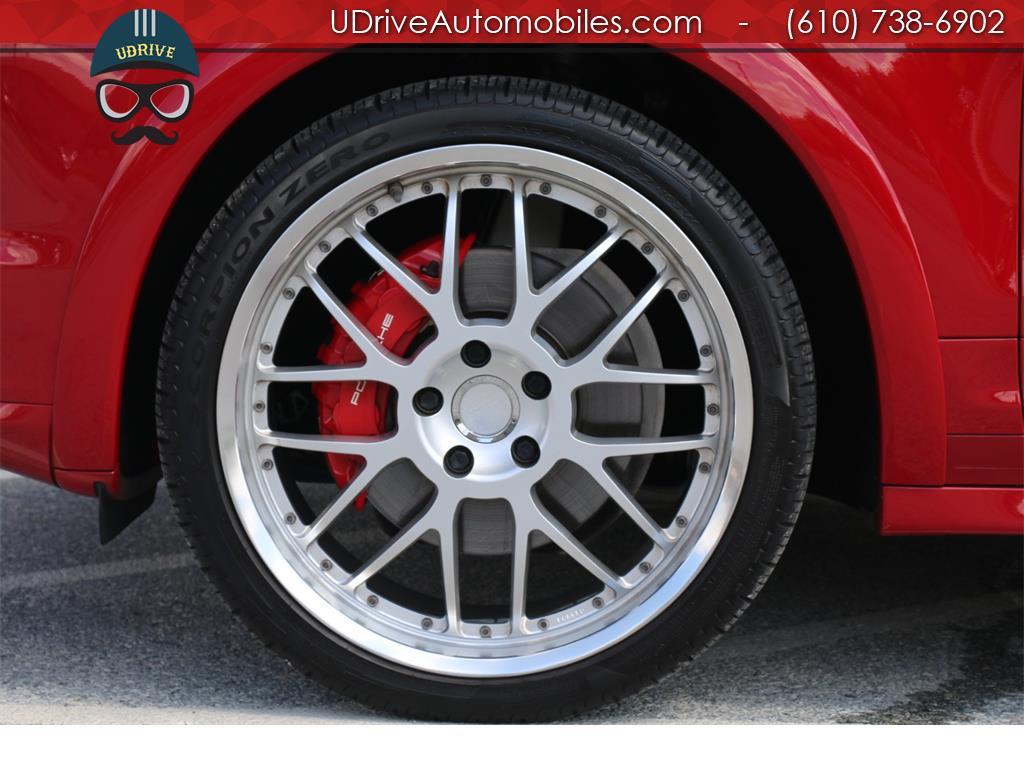 2013 Porsche Cayenne GTS 1 Owner Carmine Red Inter Pkg Carbon Fiber 22s - Photo 37 - West Chester, PA 19382