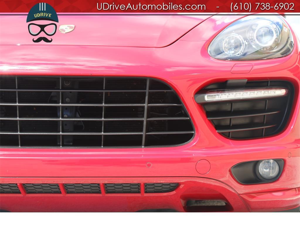 2013 Porsche Cayenne GTS 1 Owner Carmine Red Inter Pkg Carbon Fiber 22s - Photo 5 - West Chester, PA 19382