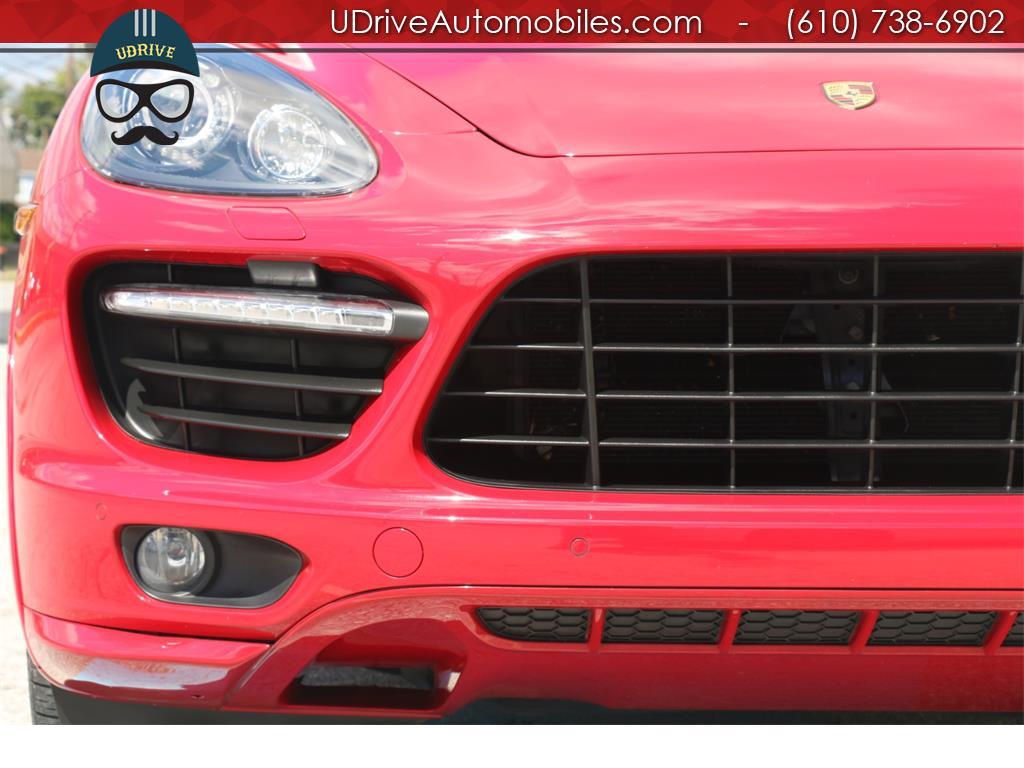 2013 Porsche Cayenne GTS 1 Owner Carmine Red Inter Pkg Carbon Fiber 22s - Photo 7 - West Chester, PA 19382