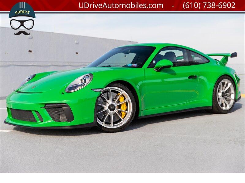 2018 Porsche 911 GT3 6 Speed Paint To Sample Vi photo