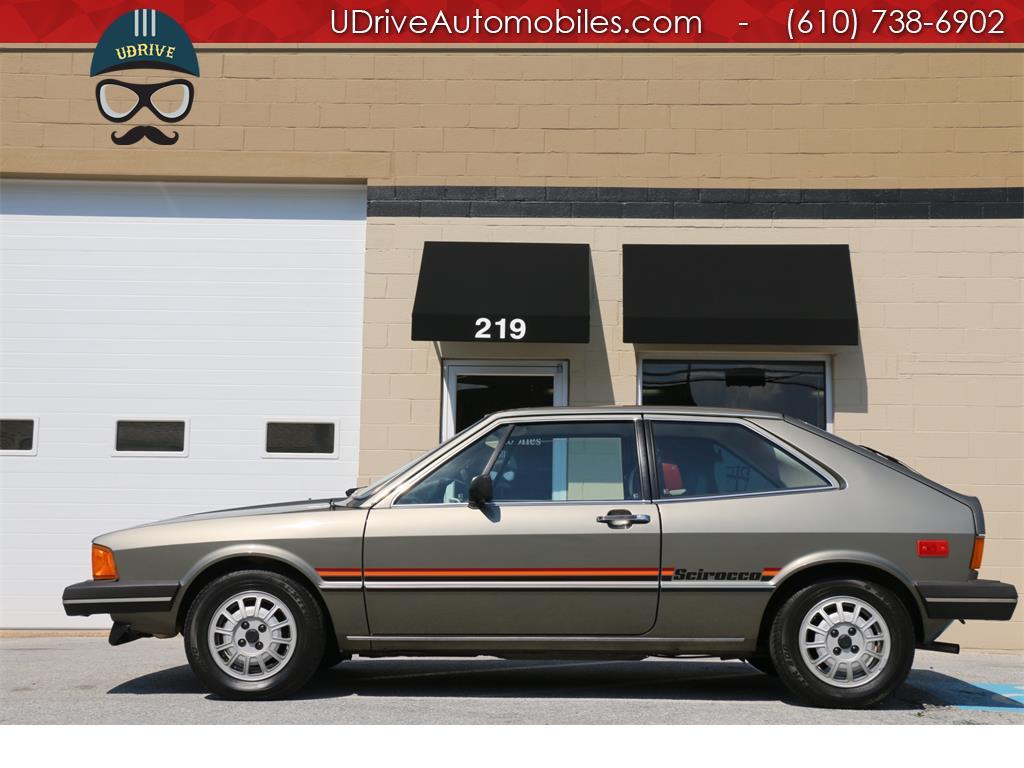 udrive automobiles photos for 1980 volkswagen scirocco scirocco 5 spd only 6k original miles. Black Bedroom Furniture Sets. Home Design Ideas