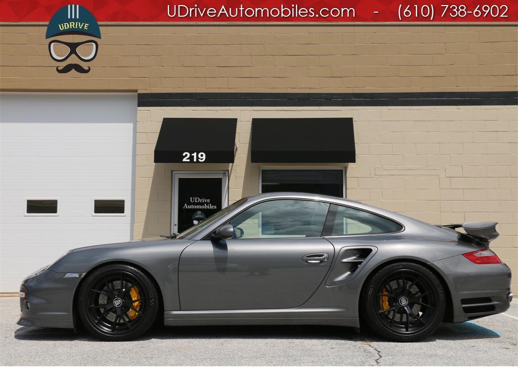 2007 Porsche 911 997 Turbo 6 Speed Chrono Sport Sts