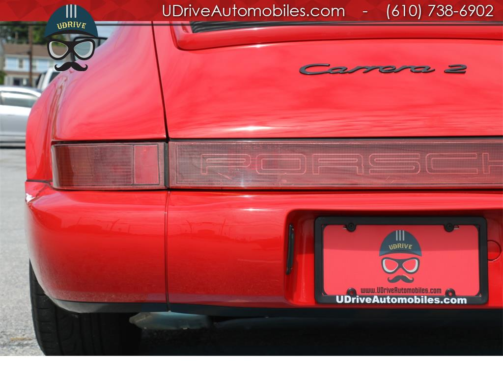1991 Porsche 911 Carrera 2 Coupe 5 Speed - Photo 15 - West Chester, PA 19382